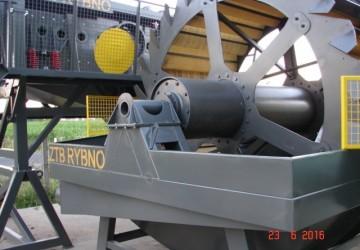 Maszyny i urządzenia do płukania żwiru